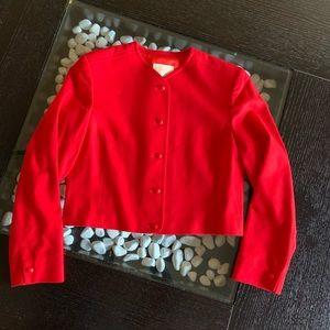 Vintage Pendleton Wool Blazer Jacket